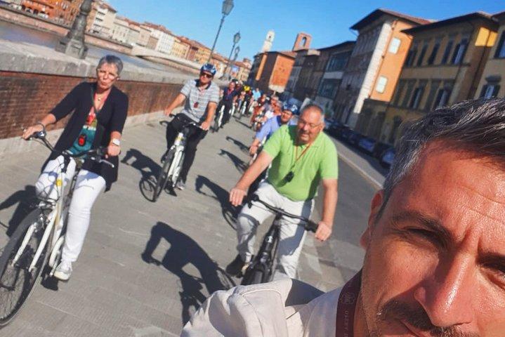 Pisa Bike Tour : Beyond the Leaning Tower, Pisa, ITALIA