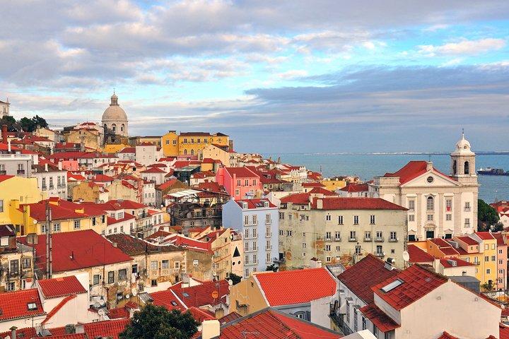 2 Hr City Tuk Tuk Tour of Lisbon, Lisboa, PORTUGAL