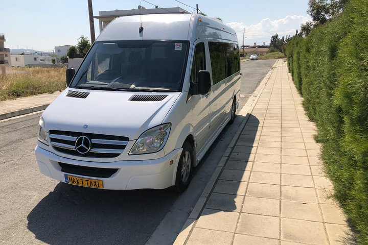 Private Transfer from Larnaca to Larnaca International Airport with Taxi, Larnaca, CHIPRE