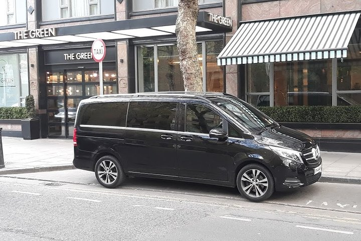 Shandon Hotel & Spa To Dublin Airport or Dublin City Private Chauffeur Transfer, Londonderry, Ireland