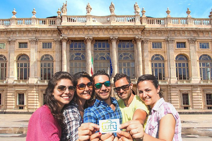 Visitas a museus um itinerário pelos museus de Torino, Turim, Itália