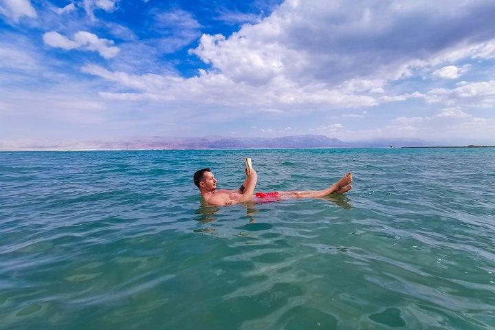Masada and Dead Sea Tour from Tel Aviv, Herzliya, ISRAEL