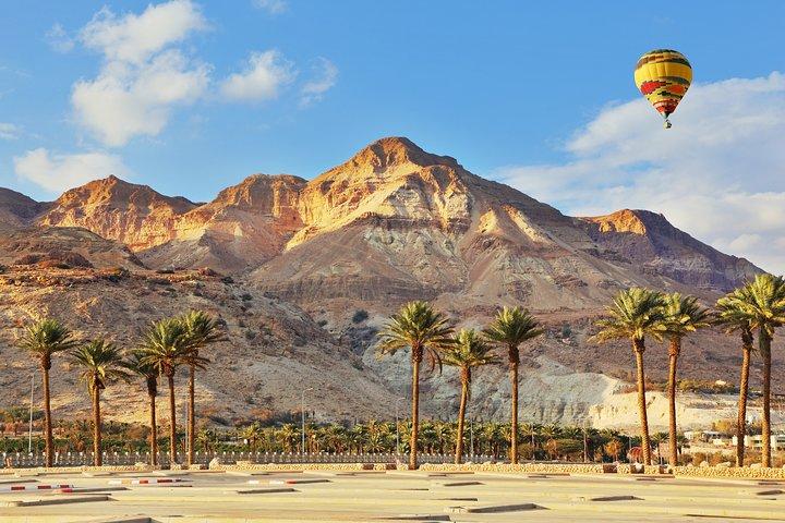 Dead Sea Relaxation Tour from Tel Aviv, Herzliya, ISRAEL