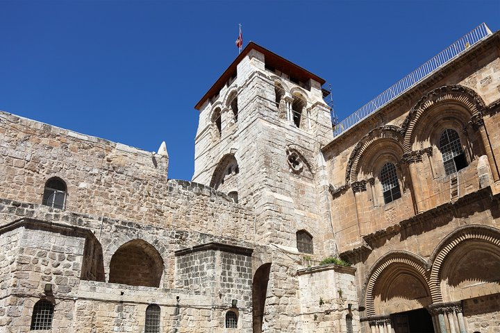 Jerusalem Historical and Biblical Private Tour from Tel Aviv or Jerusalem, Herzliya, ISRAEL