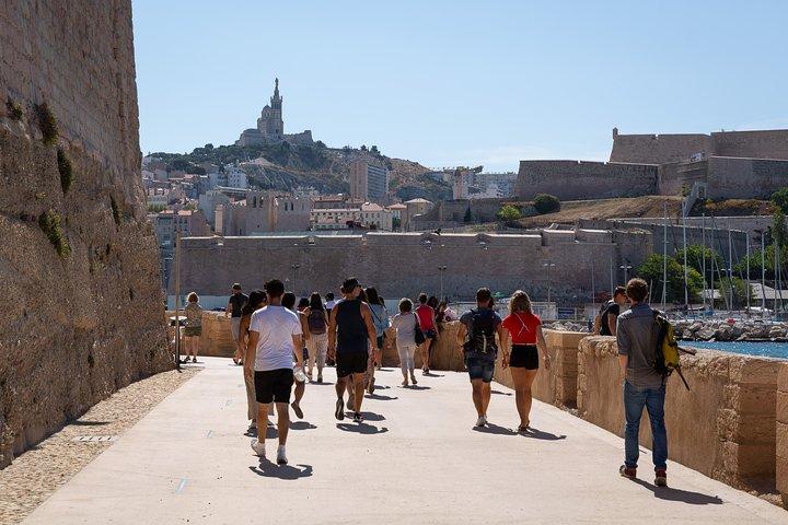Marseille Walking Tour - La Panier, Marsella, FRANCIA