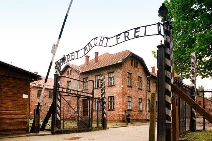 Excursão privada de dia inteiro para Auschwitz saindo de Cracóvia com recepção no hotel, Oswiecim, POLÔNIA
