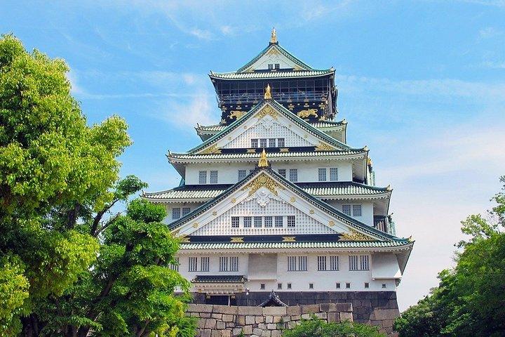 Private Hiace Hire in Osaka Kyoto Nara Kobe with English Speaking Driver, Osaka, JAPÃO