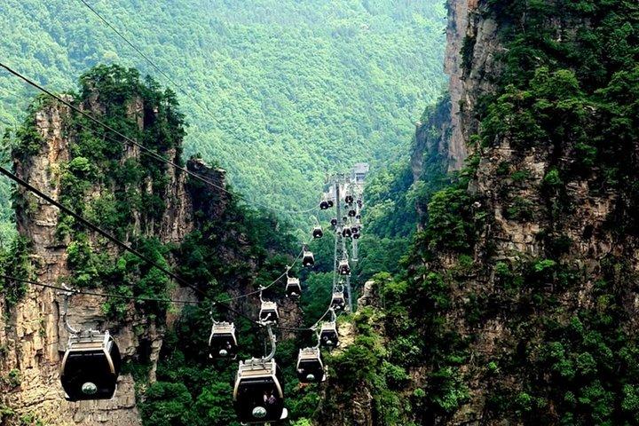 Private Zhangjiajie National Park & Tianzi Mountain Day Tour, Zhangjiajie, CHINA