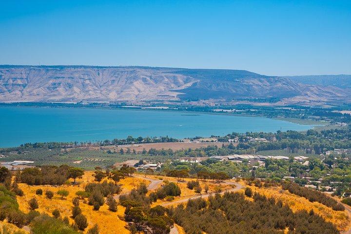 Golan Heights Biblical Day Trip from Tel Aviv, Herzliya, ISRAEL
