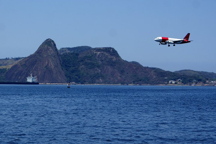 Round trip transportation from Rio de Janeiro airport, Rio de Janeiro, BRAZIL