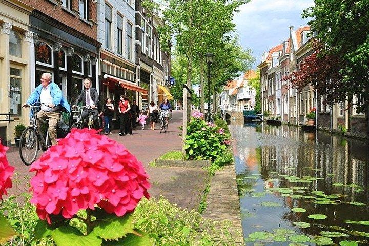 [LIVE] Private Virtual Tour of a city in the Netherlands via Google Streetview, La Haya, HOLANDA