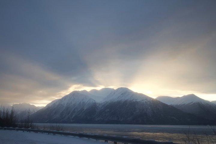 Sunrise City Tour of Anchorage, Anchorage, AL, ESTADOS UNIDOS