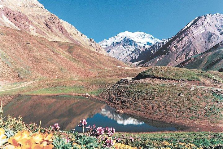 Excursão de dia inteiro para grupos pequenos no Alto da Montanha saindo de Mendoza, Mendoza, ARGENTINA