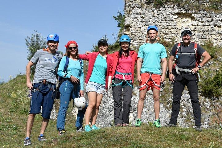 Canyoning on Dambovicioara Gorges from Brasov, Brasov, RUMANIA