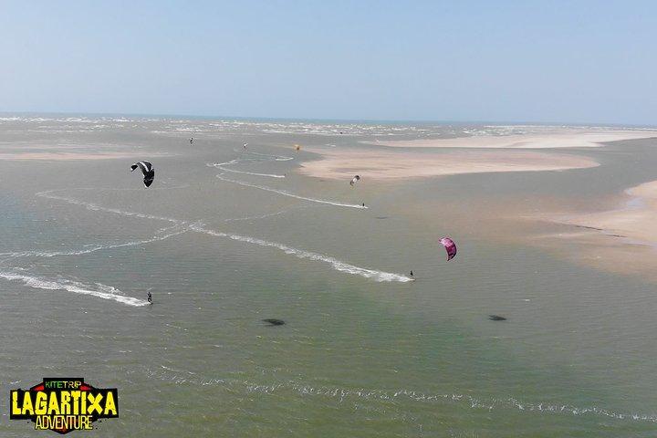 Downwind Cumbuco - Atins (550km - 9 días) 14-22 Octubre, Fortaleza, BRASIL