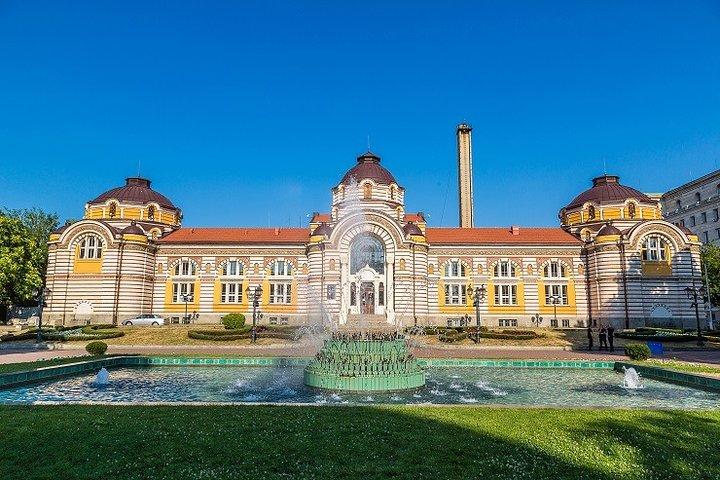 Private Guided Walking Tour of Sofia, Sofia, BULGARIA