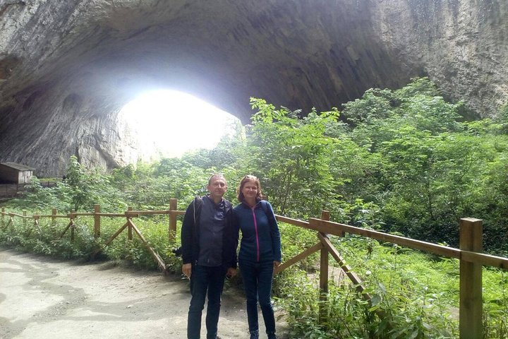 Private Day Trip to Krushuna Waterfalls and Devetashka Cave, Sofia, BULGARIA