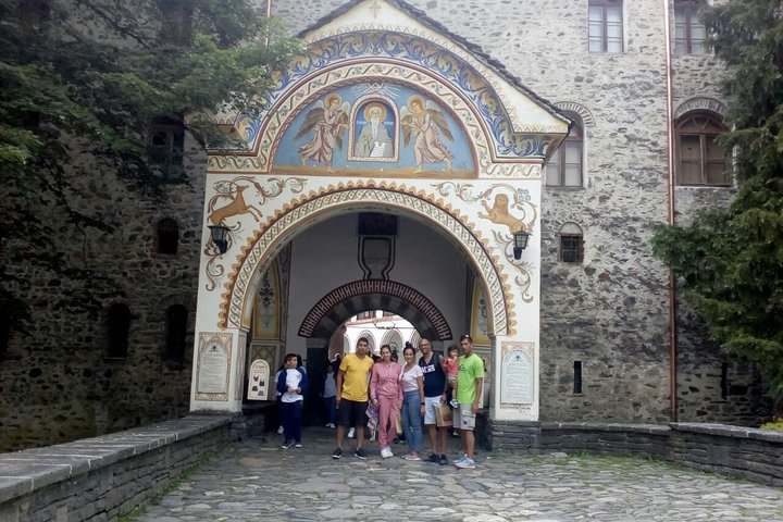 Rila Monastery and hiking to the Stob Pyramids- Private Day Trip from Sofia, Sofia, BULGARIA