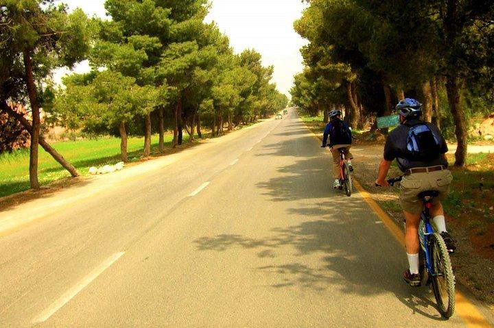 Cycle your way through Madaba, Madaba, JORDANIA
