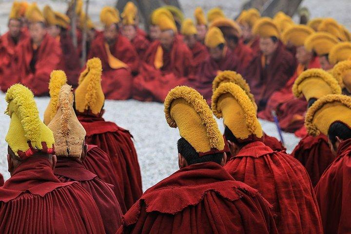 3-Day Private Tibet Tour from Shenzhen: Lhasa, Yamdrok Lake and Khampa La Pass, Shenzhen, CHINA