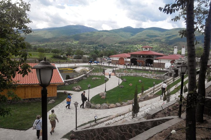 Self-Guided Tour in Damascena Complex Rose Valley, Plovdiv, BULGARIA