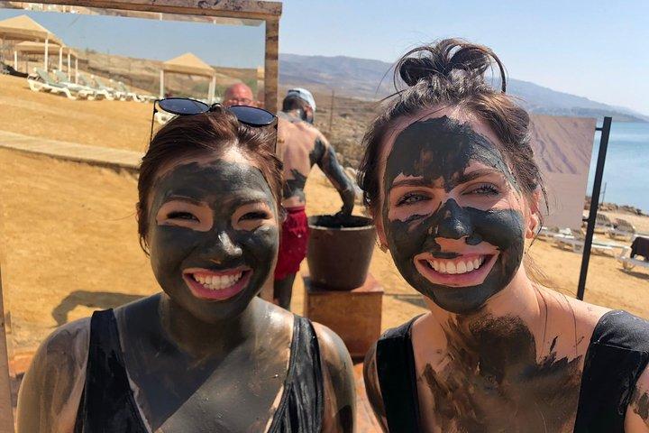 3 Days Tour: Petra, Dead Sea, Jerash, Umm Quais from Amman, Aman, Jordânia