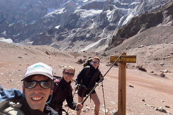 Tres Dias de Trekking en Aconcagua - Plaza Francia, Mendoza, ARGENTINA