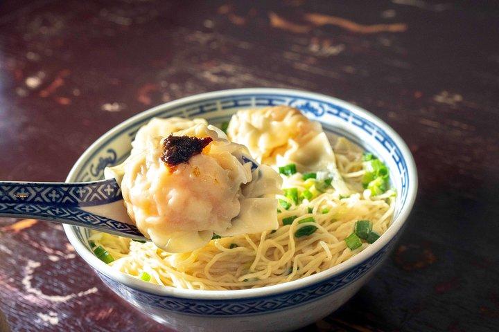 Hong Kong Food Tour: Central and Sheung Wan Districts, Hong Kong, CHINA