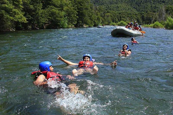 Rafting Manso River To The Border from Bariloche, Bariloche, ARGENTINA