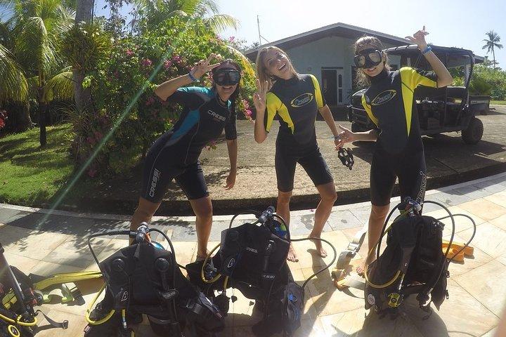 Descubriendo El Buceo / Discover Scuba Diving ( DSD), San Andres, COLOMBIA