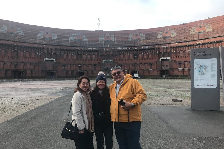 Nuremberg WWII Tour plus Courtroom 600 and 3rd Reich Sites, Nuremberg, GERMANY