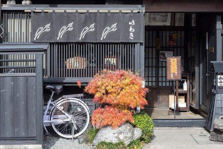 Private Tour Kanazawa, Shirakawago, Hida Furukawa,Takayama, Kanazawa, JAPON