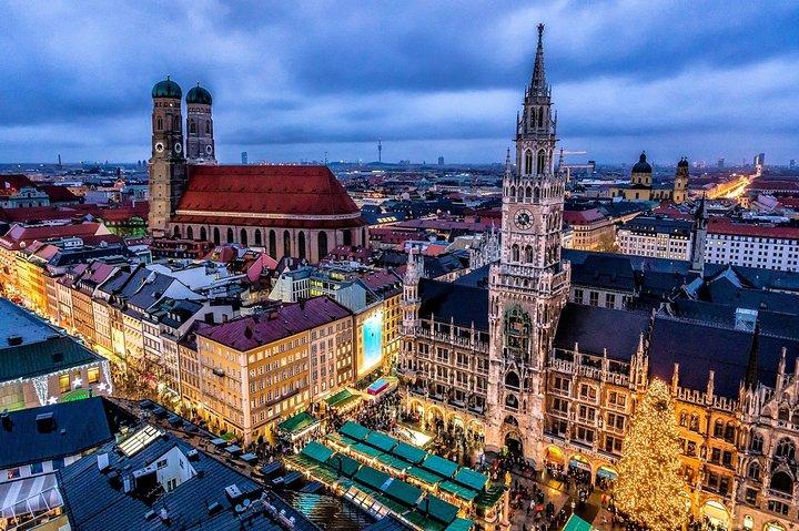 Munich Private Transfers : Cruise Port Passau to Munich City in Luxury Van, Passau, ALEMANIA