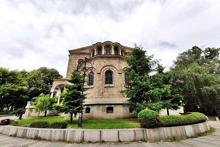 Explore Sofia with double-decker bus, Sofia, BULGARIA