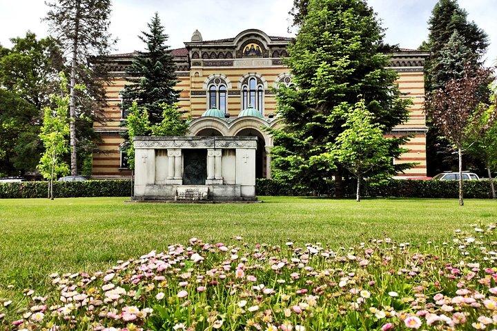 Private & Ultimate Sofia 2,5-hour Walking Tour, Sofia, BULGARIA