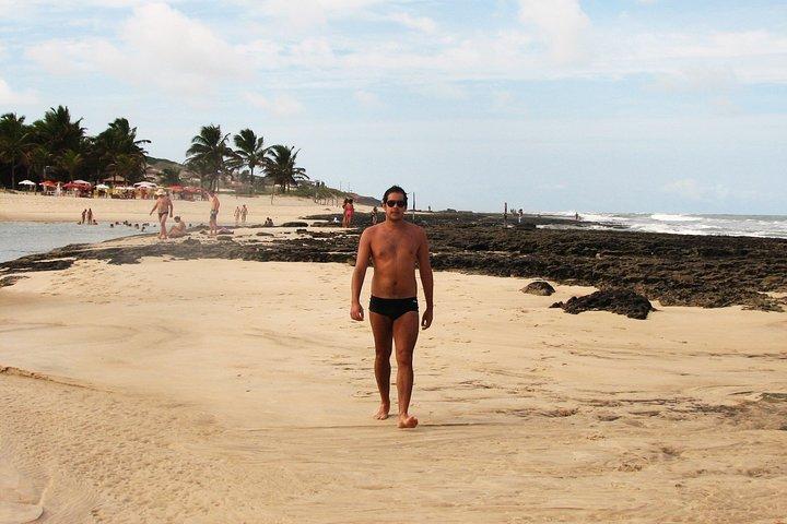 Barra do Cunhau from Natal, Natal, BRASIL