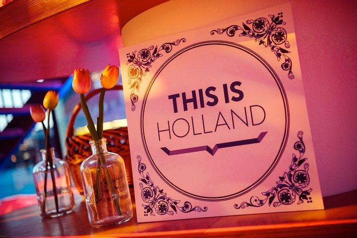 La mejor experiencia de vuelo en Ámsterdam: entrada THIS IS HOLLAND, Amsterdam, HOLANDA
