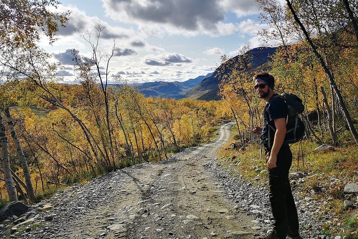 Hiking Tour to Halde Toppen and Northern Lights Observatory, Alta, NORWAY