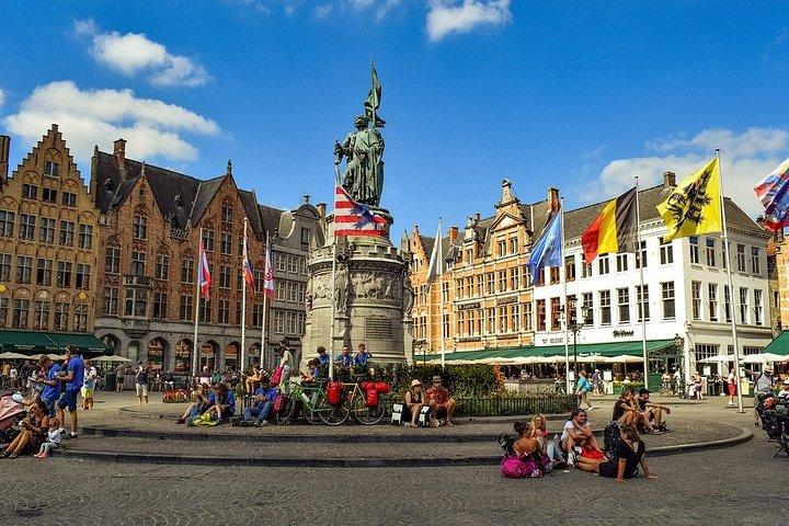 Romantic tour in Brugge, Brujas, BELGICA