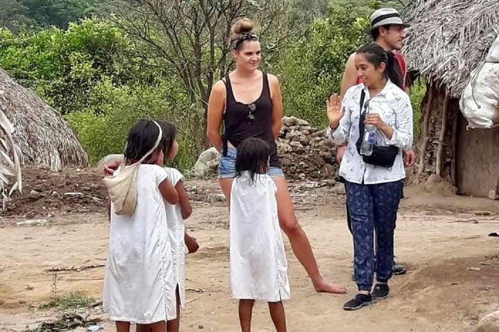 Palomino Tubing + Kogi Indigenous Village, Santa Marta, COLOMBIA