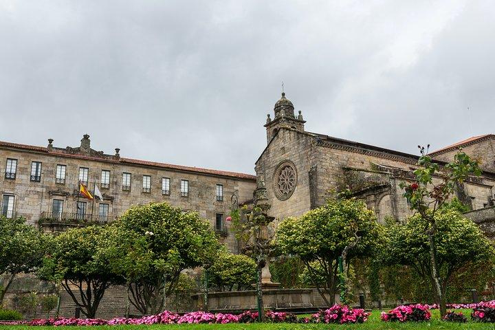 Recorrido Guiado por Casco Histórico de Pontevedra con Tapas, Vigo, ESPAÑA