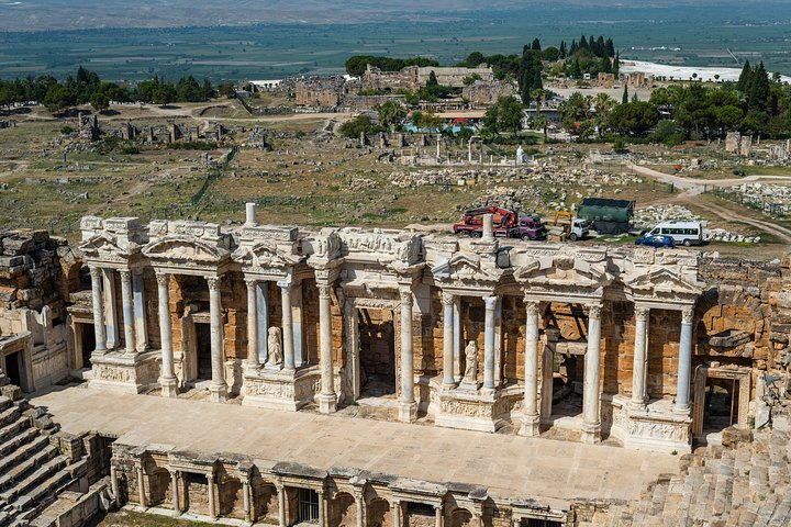 Pamukkale Day Tour from Marmaris, Marmaris, TURQUIA