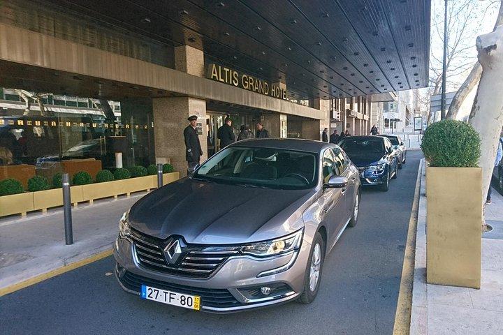 Traslado privado del aeropuerto a Lisboa, Lisboa, PORTUGAL