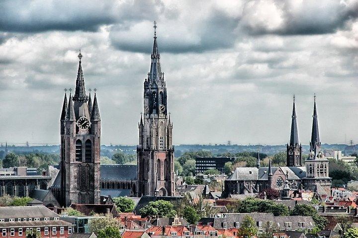 Romantic Private Tour in Delft, La Haya, HOLANDA