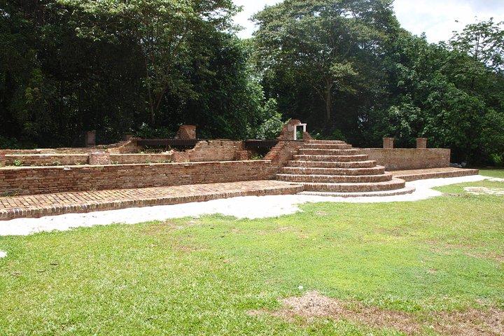 Jodensavanna Cultural Tour with Lunch on Overbridge, Paramaribo, SURINAM