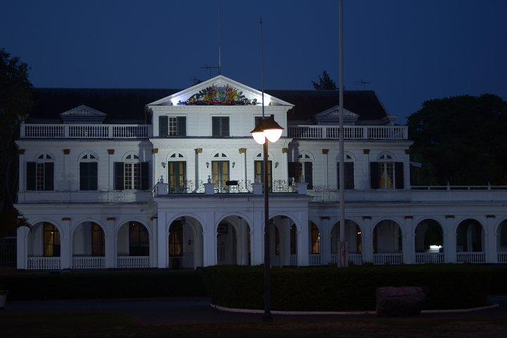 Paramaribo by Night, Paramaribo, SURINAM