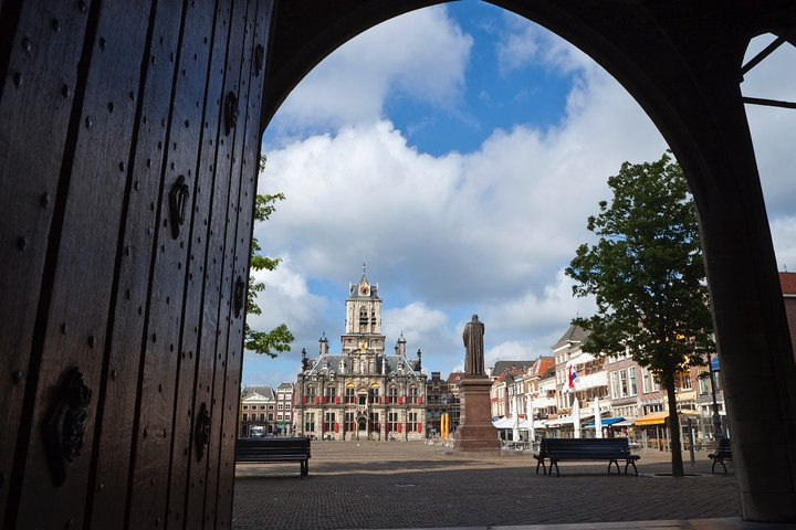Private Tour: The Hague Walking Tour Including Peace Palace Visitors Center, The Hague, HOLLAND