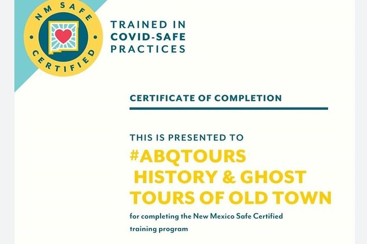 The Ghost Tour of Old Town - New Mexico's oldest Ghost Walk - Since 2001, Albuquerque, NM, ESTADOS UNIDOS