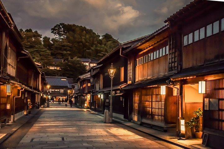 Romantic Tour In Kanazawa, Kanazawa, JAPAN