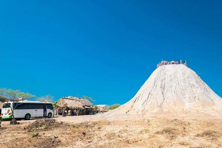 Tour Volcán Del Totumo, Cartagena de Indias, COLOMBIA
